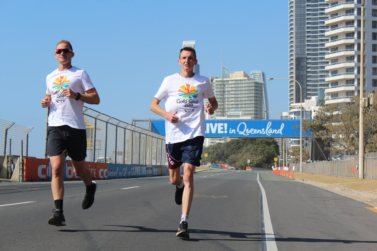 Gold Coast 2018 reveal Commonwealth Games marathon course