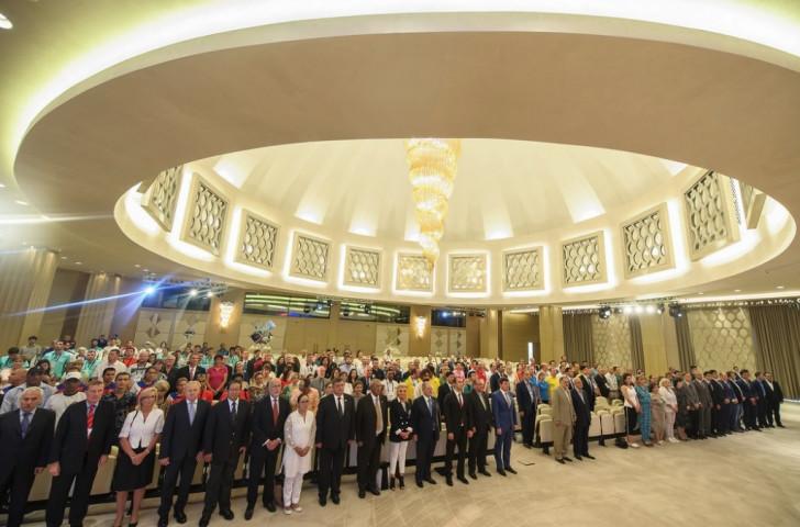 Last ISSF World Cup of season officially opened in Azerbaijan