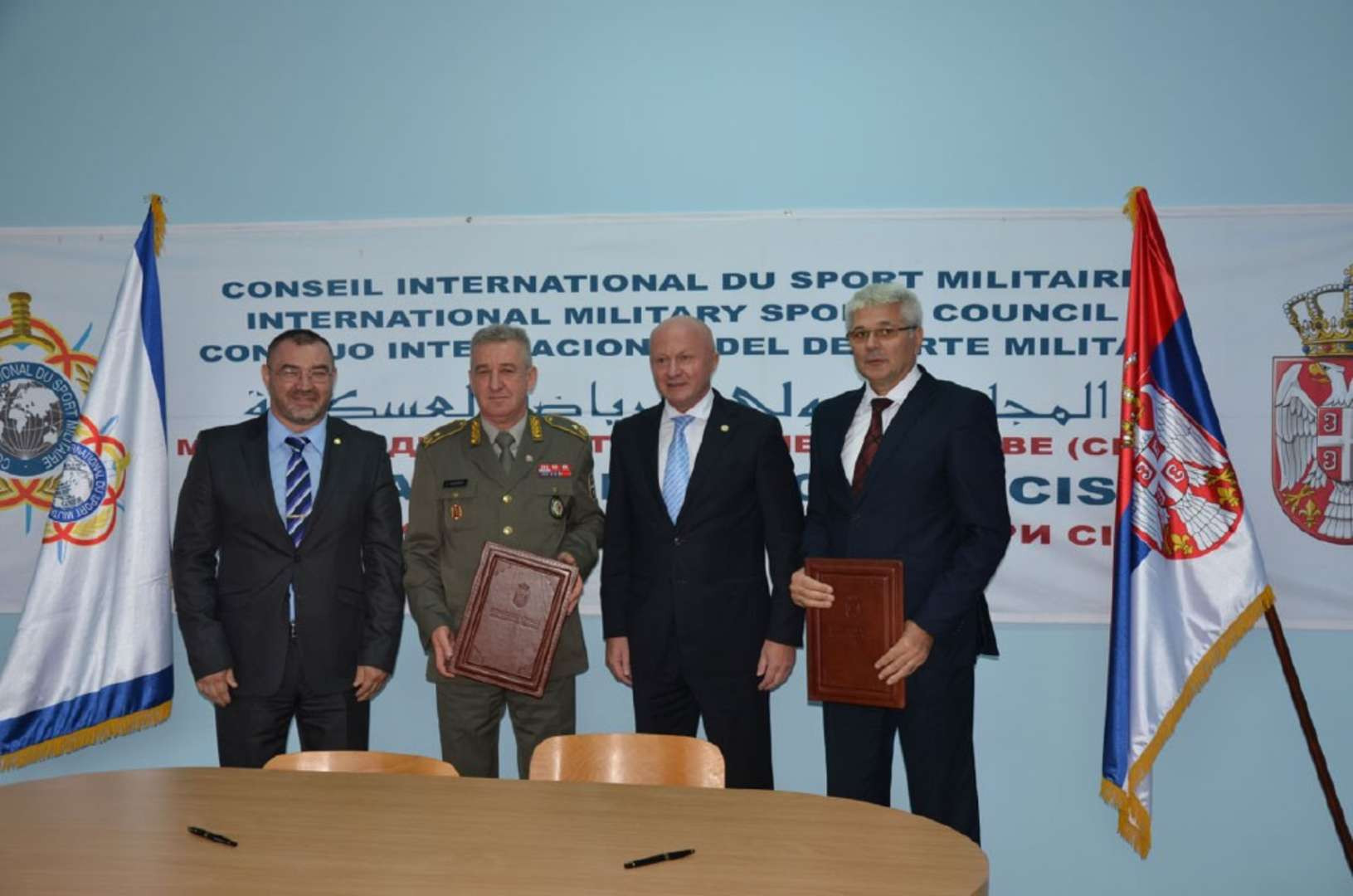 Agreement signed between Serbian Judo Federation and country's Ministry of Defence