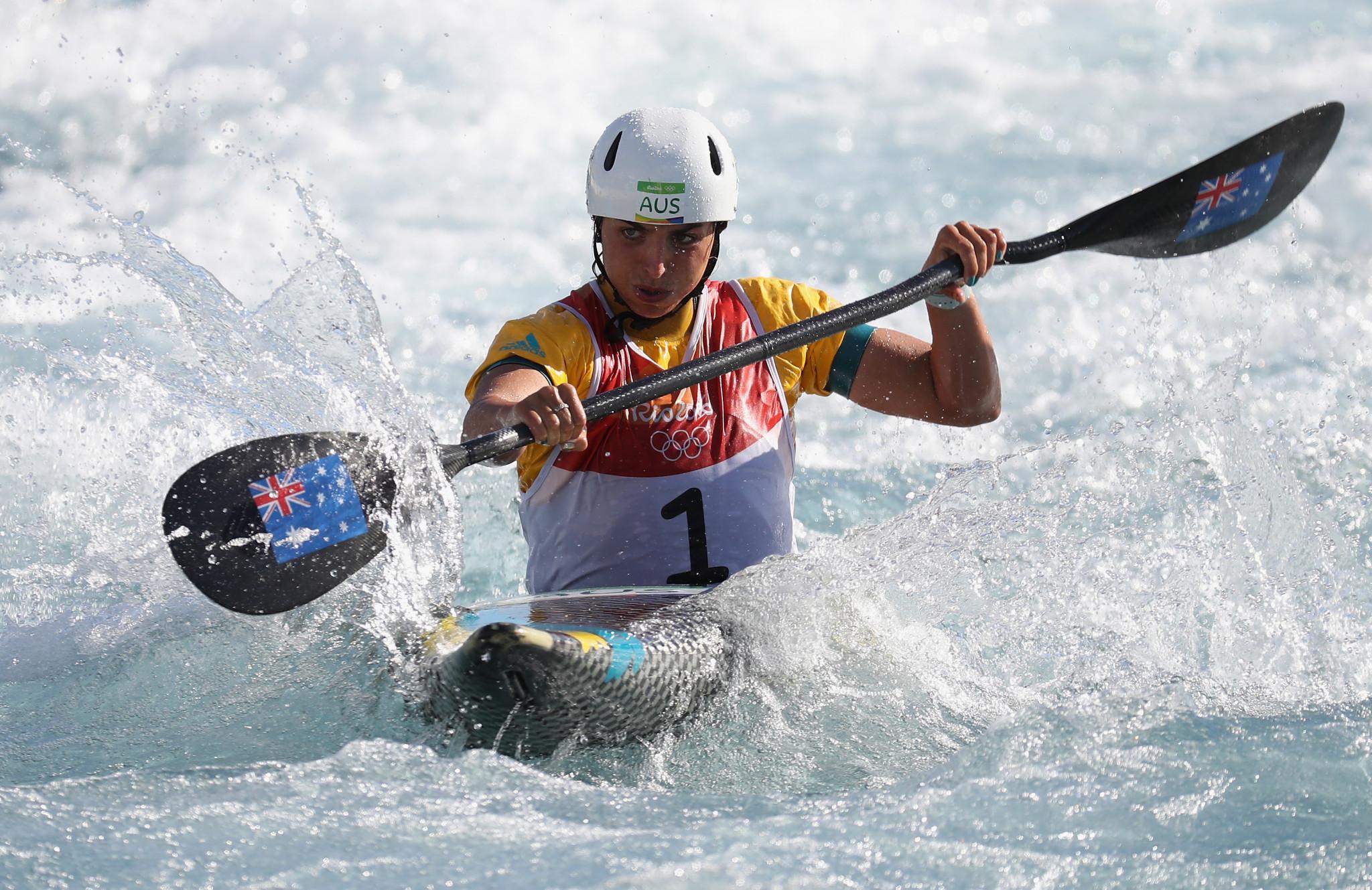 Fox hunts for first Pau victory at ICF Canoe Slalom World Championships