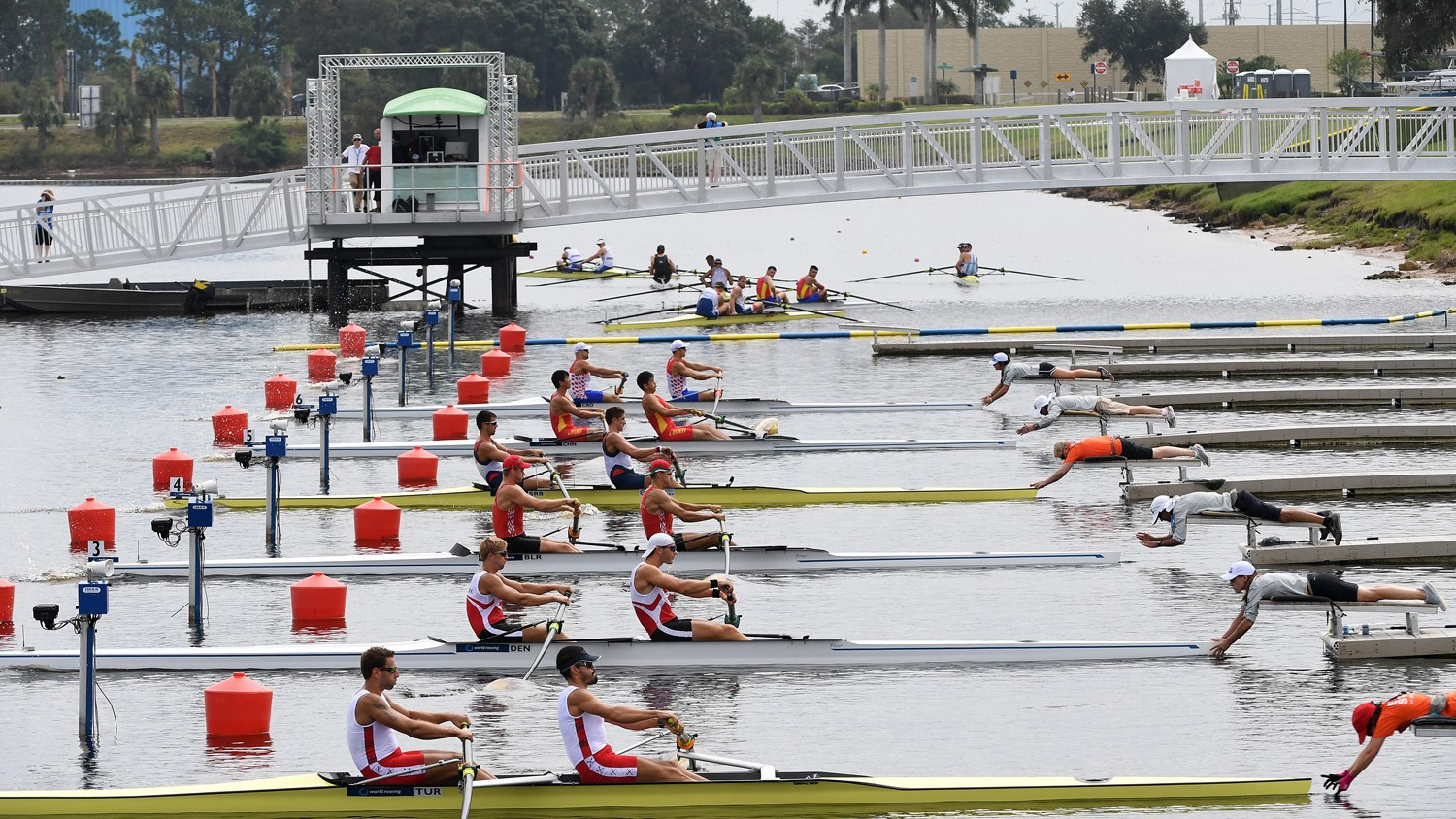 Thornley continues singles sculls form at World Rowing Championships