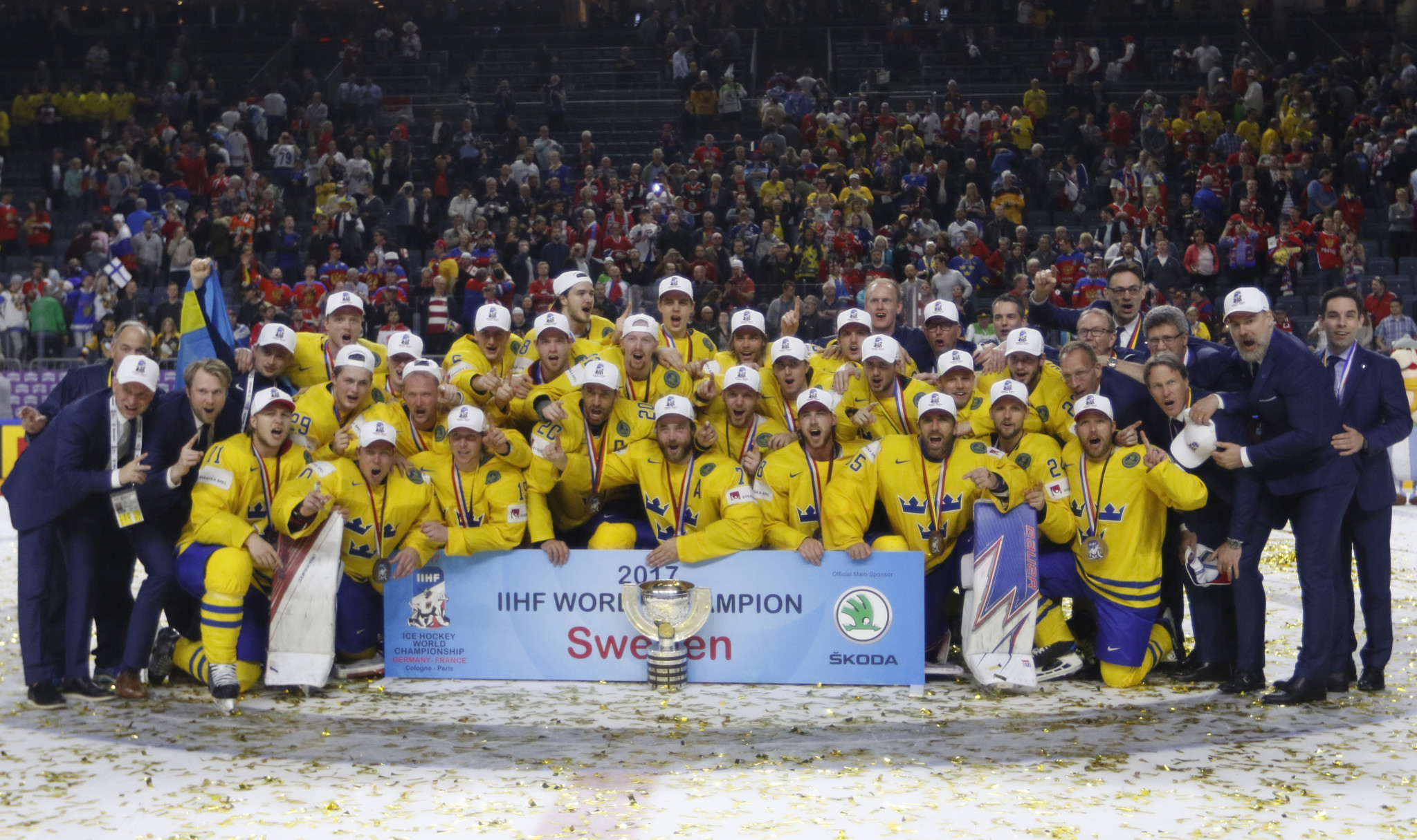 Record-breaking television coverage and viewership figures for 2017 IIHF Ice Hockey World Championship