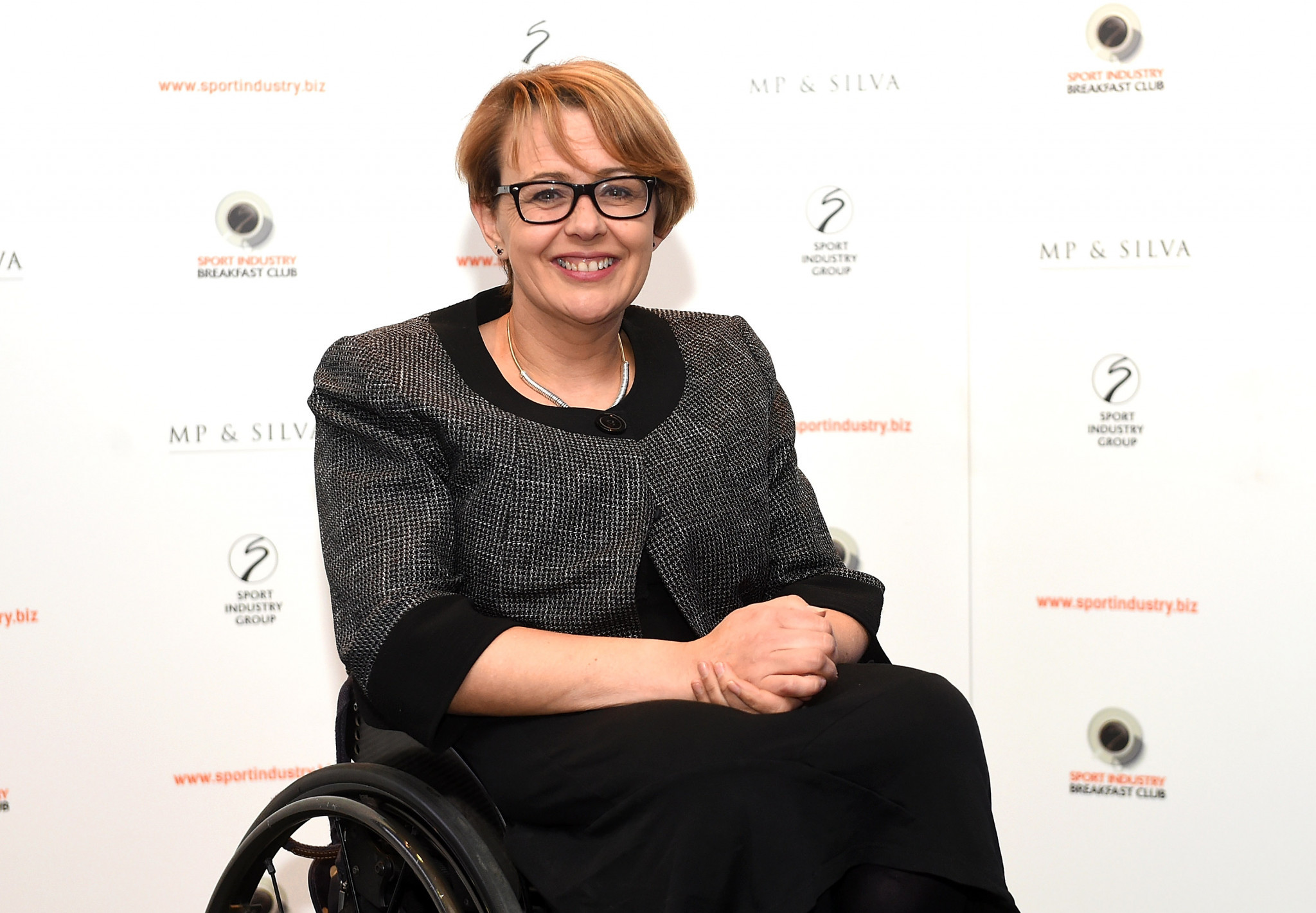 Britain's 11-time Paralympic wheelchair racing champion Tanni Grey-Thompson, who now sits in the House of Lords, was among those who contributed to the making of Rising Phoenix ©Getty Images