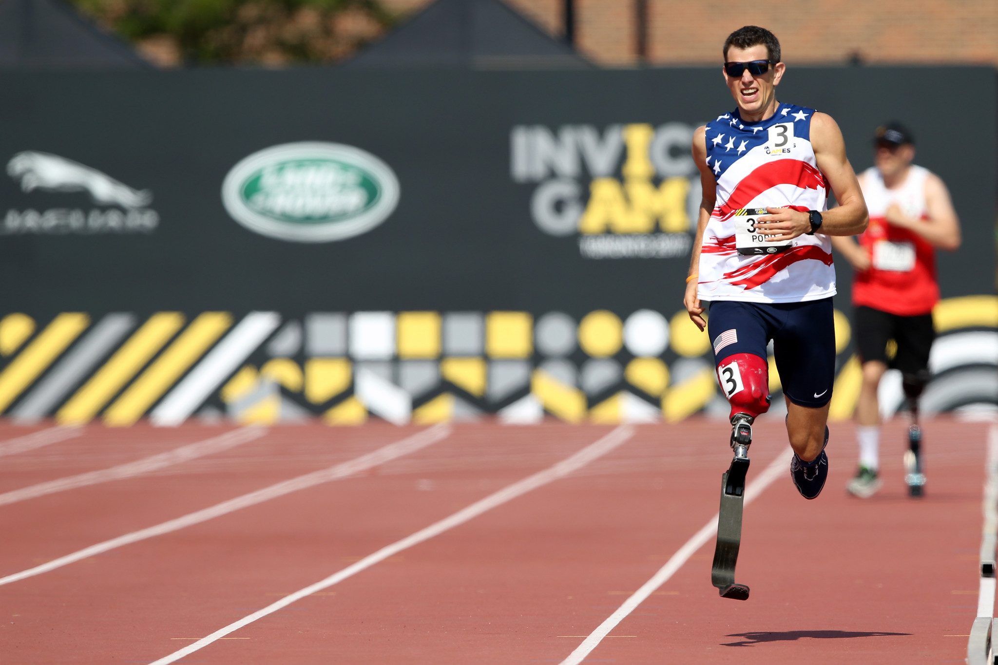 United States dominate final day of Invictus Games athletics competition