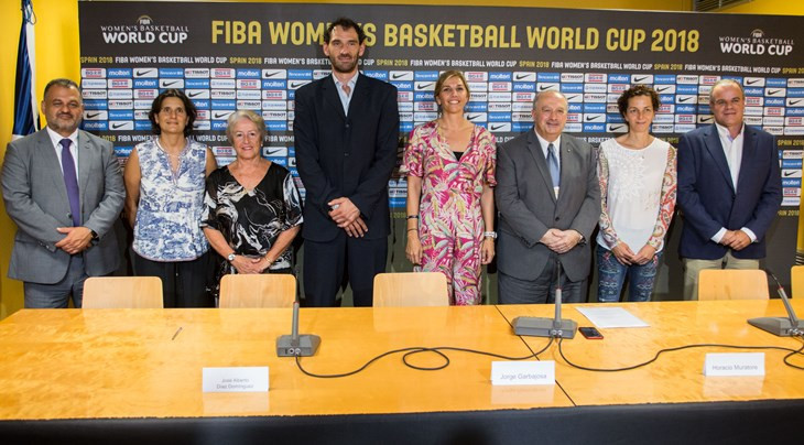 Tenerife announced as host of 2018 Women's Basketball World Cup