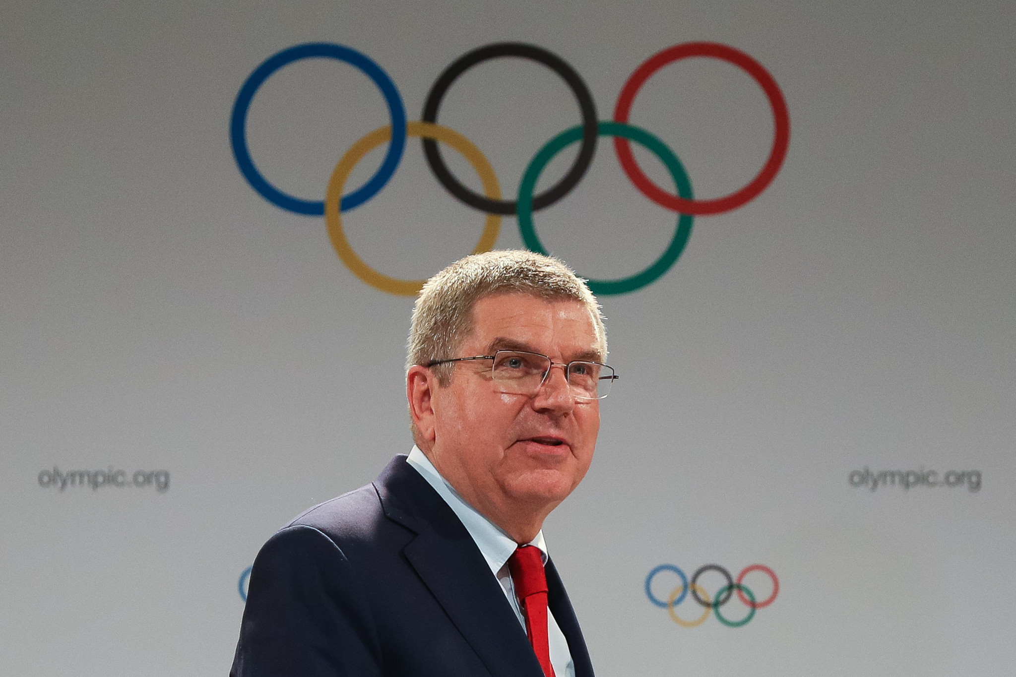 IOC President Thomas Bach has appealed to owners of NHL teams to allow athletes to compete at Pyeongchang 2018 ©Getty Images