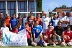 The IBSA have staged an inaugural blind football European youth camp in Hamburg ©IBSA