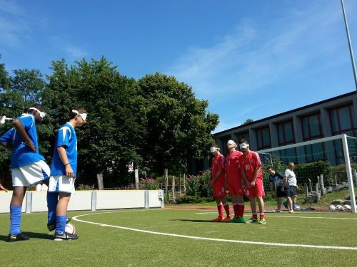 Attendees at the event in Hamburg got the chance to improve a number of their skills including dealing with in-game situations
