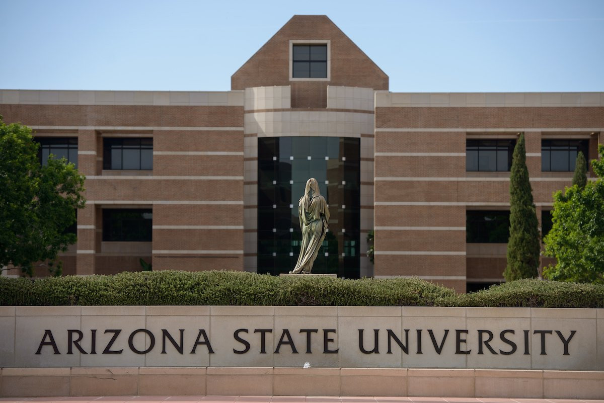 Arizona State University welcomed USADA officials to learn more about clean sport ©ASU