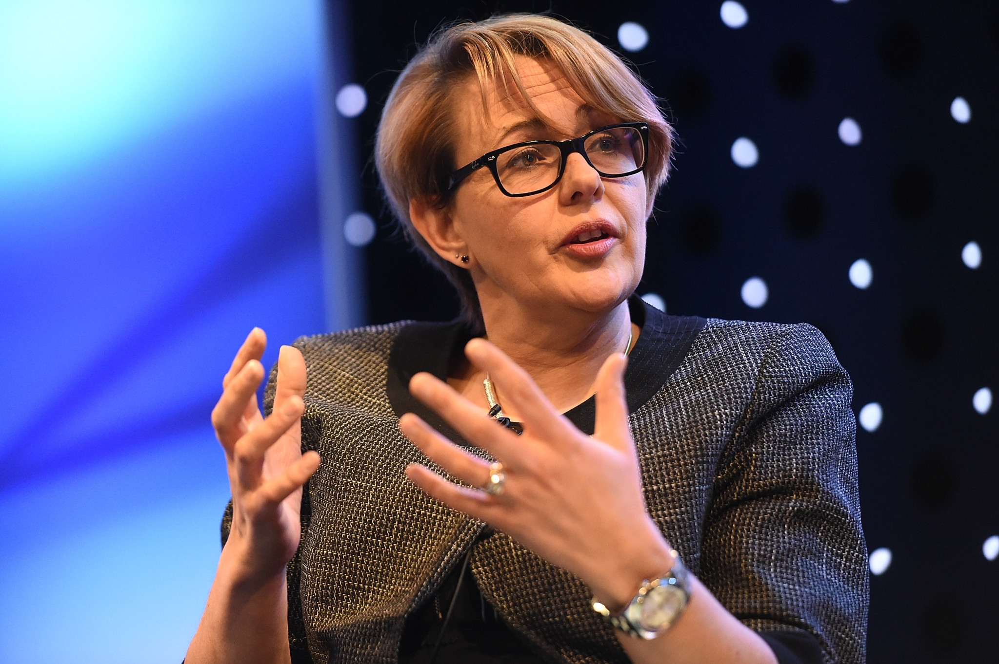 Eleven-time Paralympic gold medallist Baroness Tanni Grey-Thompson will appear at the hearing ©Getty Images