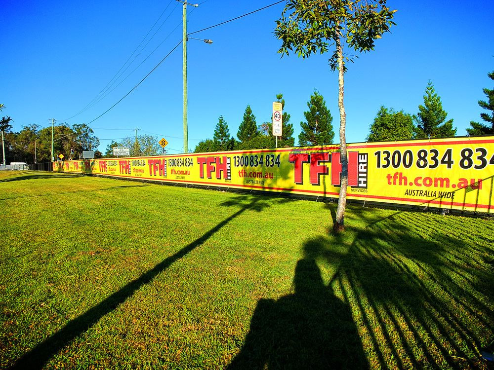 TFH Hire Services will provide security fencing used at Gold Coast 2018 ©TFH Hire Services/Facebook