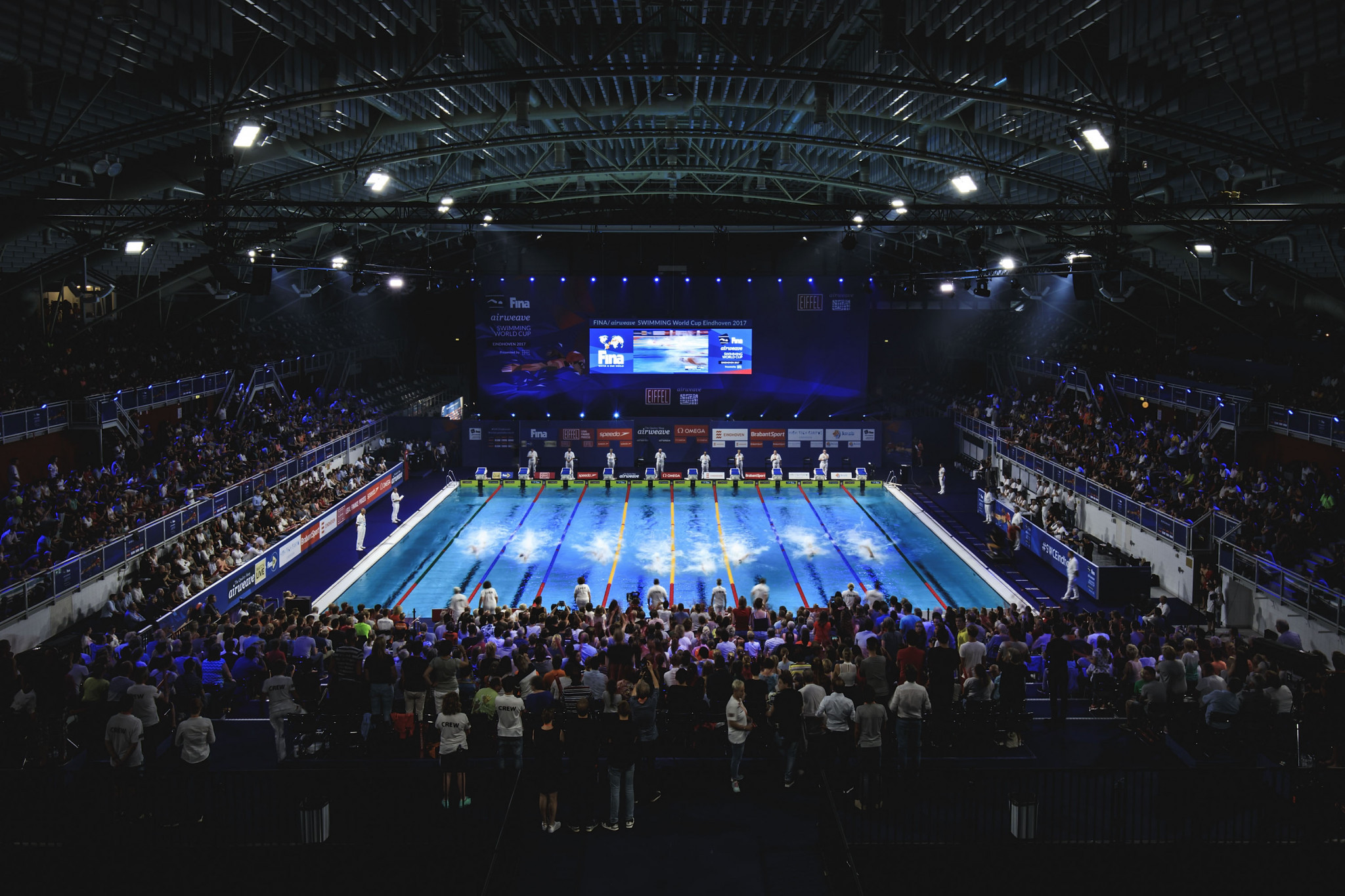 FINA reveals changes to World Cup prize money