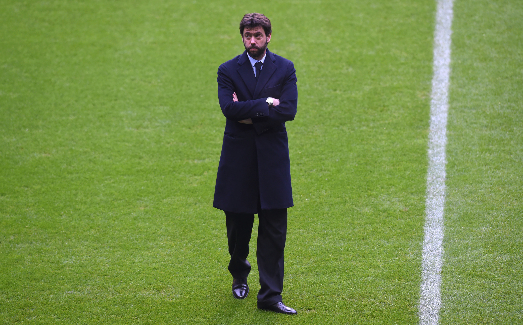 Andrea Agnelli will still be able to participate in UEFA and ECA business ©Getty Images