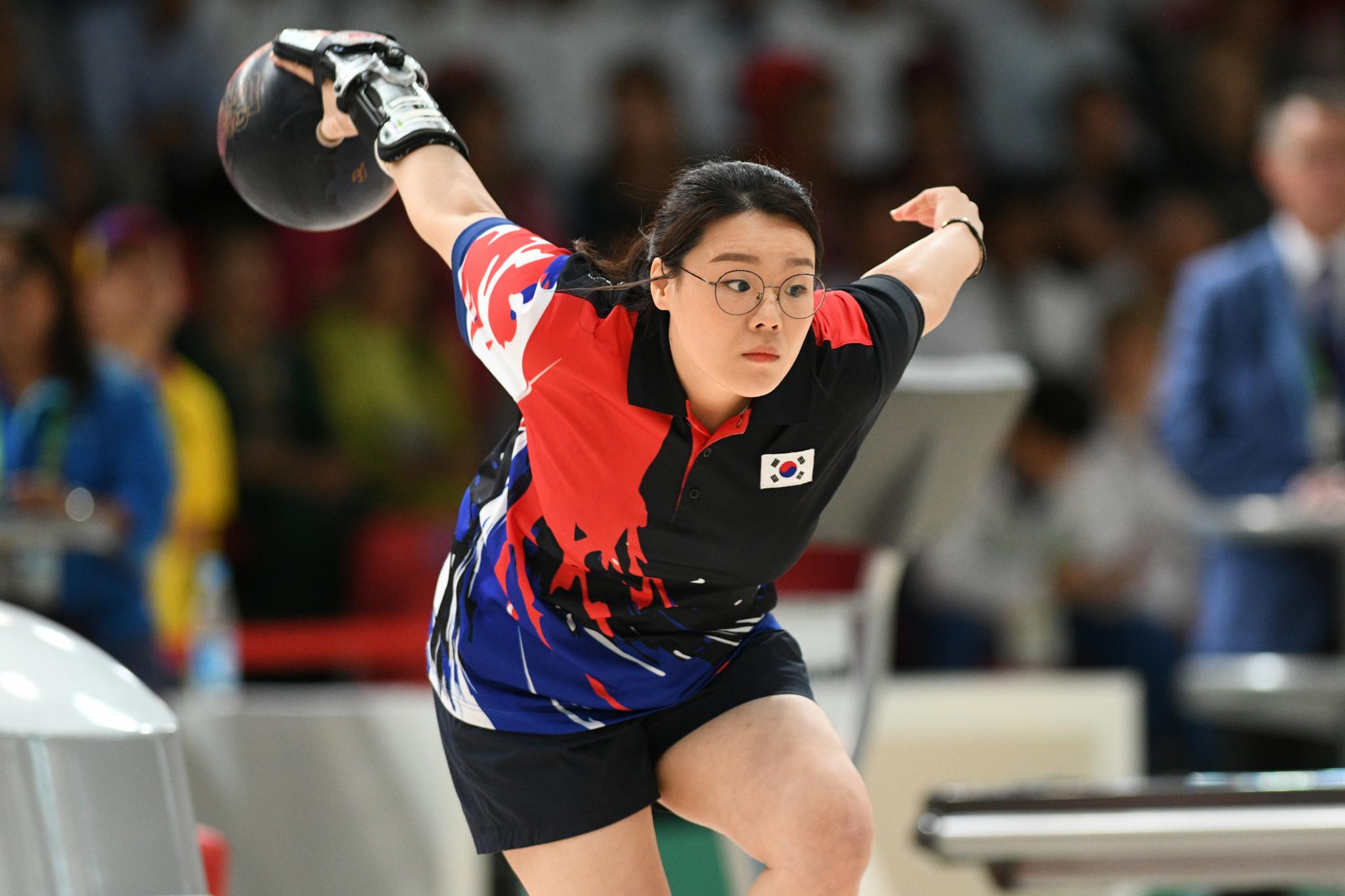 South Korea won the women's team of four title ©Ashgabat 2017/Nassos Triantafyllou/Laurel Photo Services