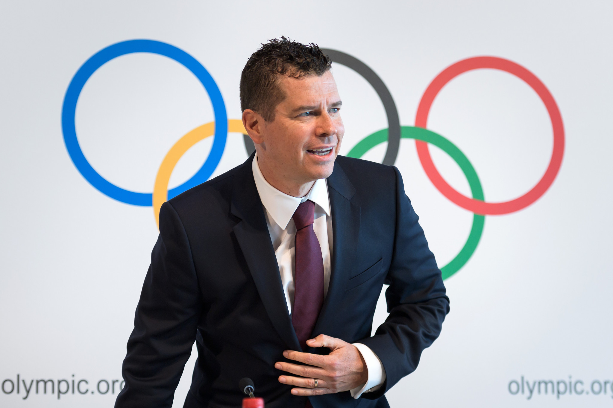 IOC sports director Kit McConnell claims he is pleased with skateboarding's preparations for its Olympic debut at Tokyo 2020, despite the opposition from many within the sport's community ©Getty Images