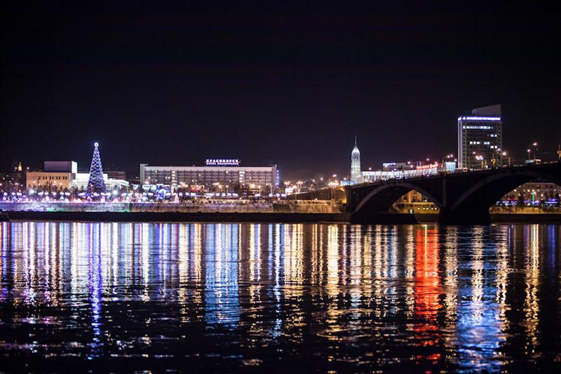 Krasnoyarsk will host the next Winter Universiade between March 2 and 12 in 2019 ©FISU