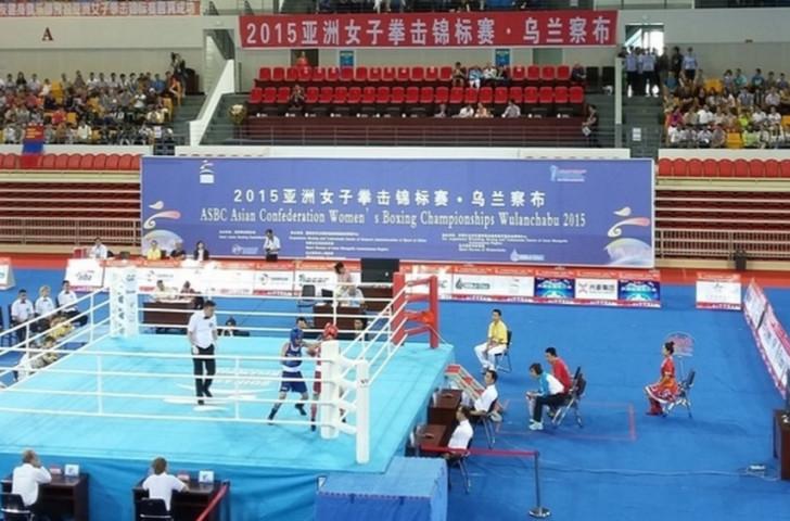 Uzbekistan guaranteed historic ASBC Asian Confederation Women's Continental Championships medal