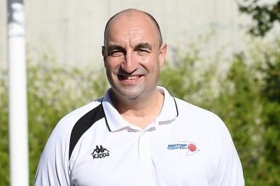 Tony Garbeletto appointed head coach of British senior men's basketball team