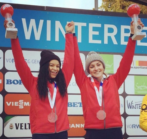 British bobsleigh athletes hit fundraising target