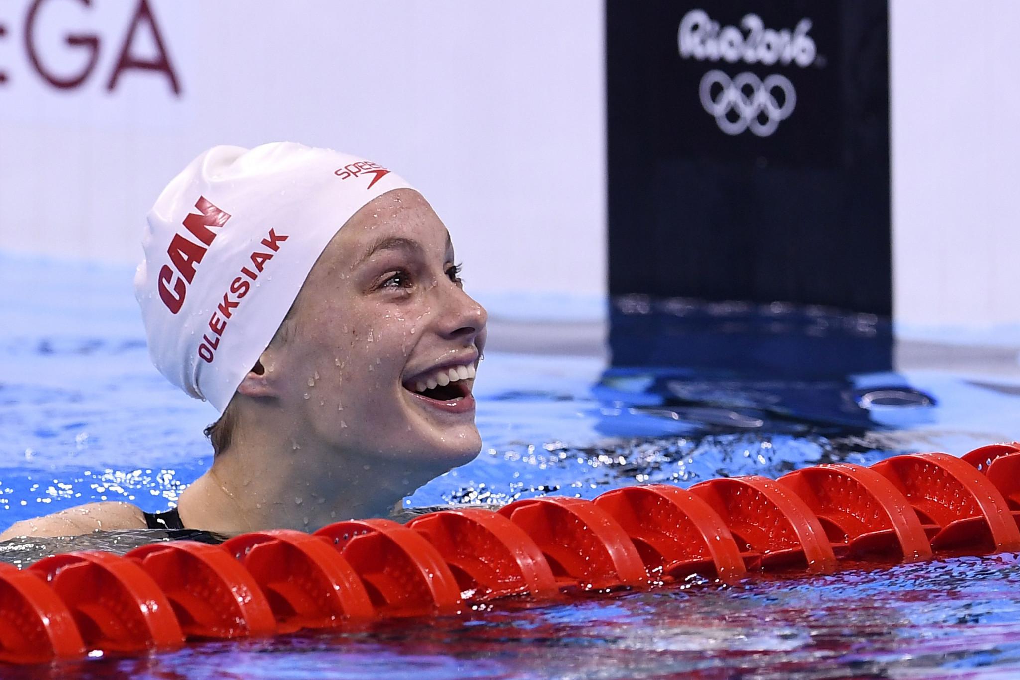 Swimming Canada nominates 26 athletes for Gold Coast 2018