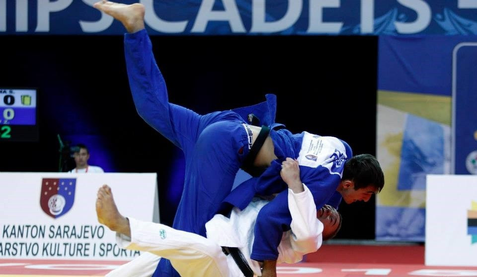 Simeon Catharina secured The Netherlands' second gold of the Championships