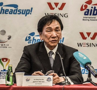 AIBA President Wu attacks Interim Management Committee after victory in Swiss courts