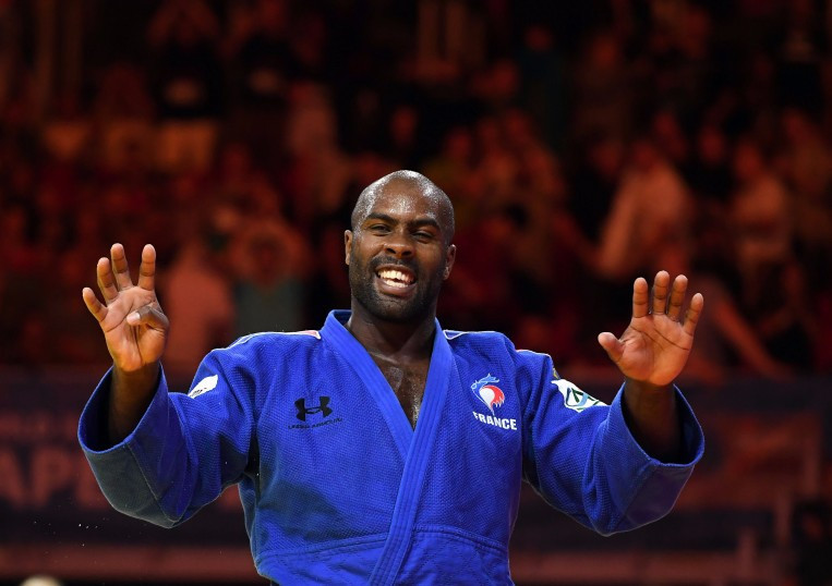 Riner aiming to follow ninth world title with IJF Grand Prix success in Zagreb