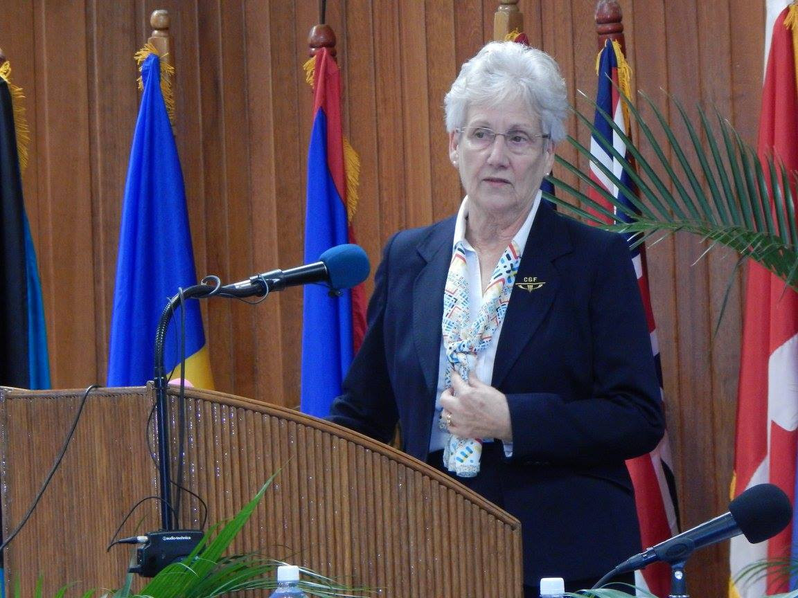 Commonwealth Games Federation President praises quality of Americas meeting