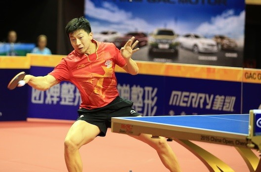 Ma Long of China claimed his 20th ITTF World Tour title with victory at the China Open ©ITTF