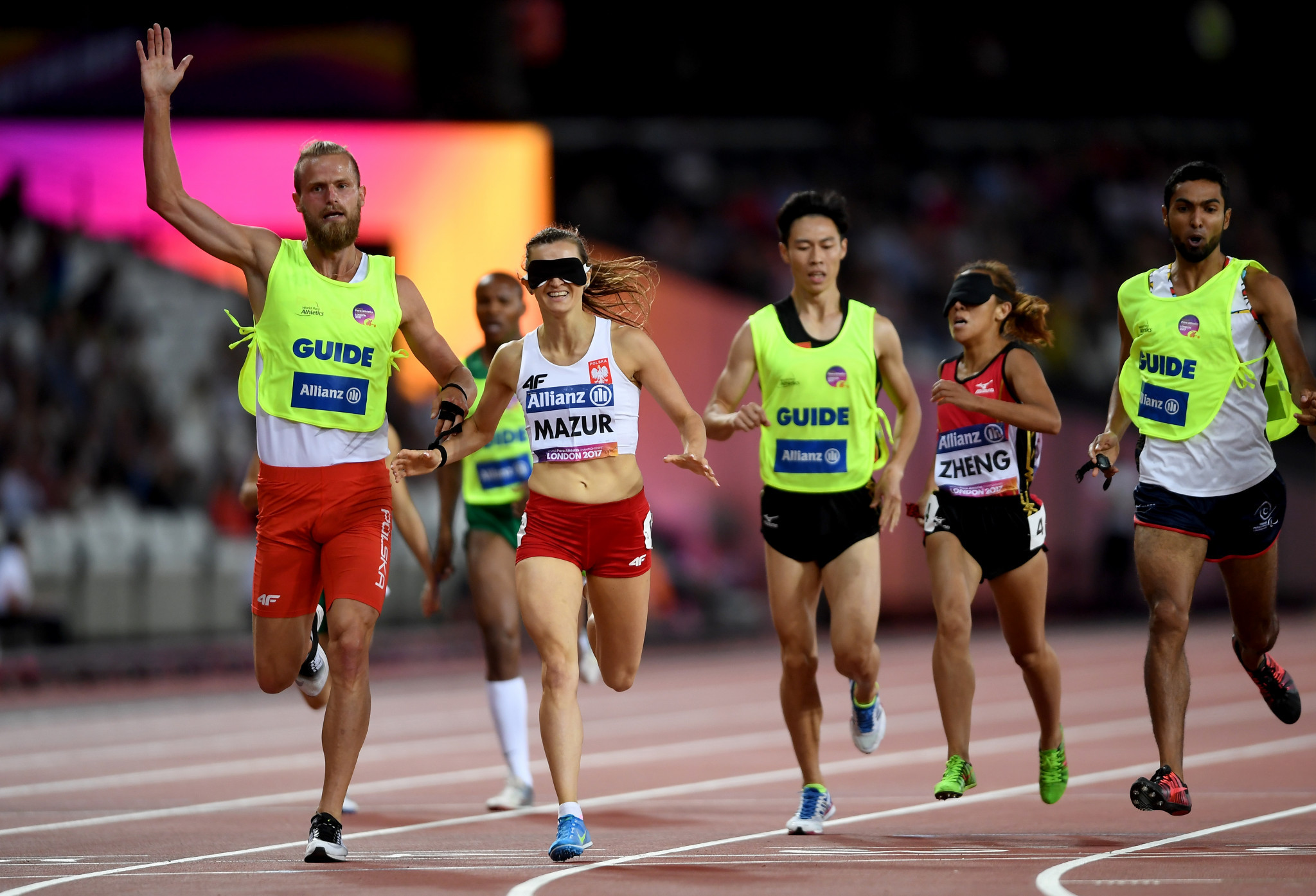 The 2017 World Para Athletics in London were the most successful in the event's history but a busy schedule and lack of funding means that the BPA and UK Athletics will not bid for the 2019 event ©Getty Images
