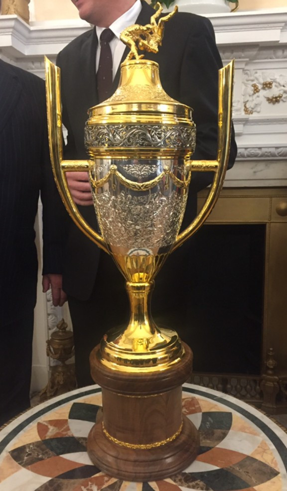 The fourth President's Cup will be contested tomorrow ©ITG