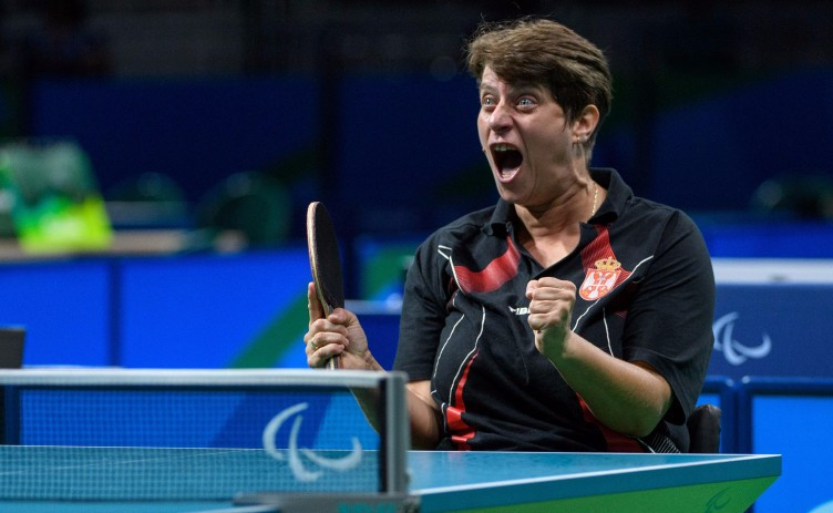 Rio 2016 champion asserts dominance at European Para-Table Tennis Championships