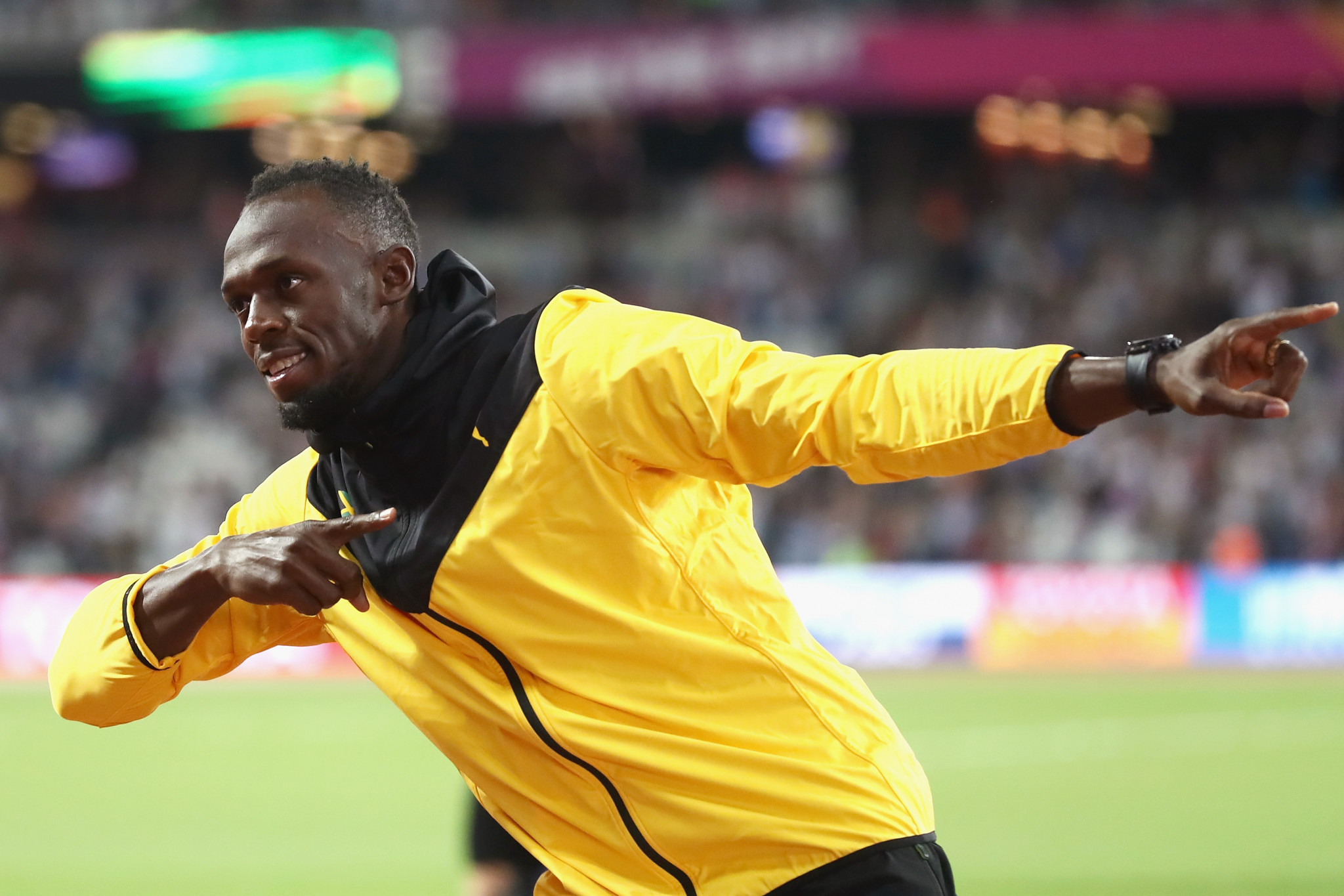 Gold Coast 2018 hope that Usain Bolt will attend the Commonwealth Games as an ambassador ©Getty Images