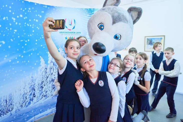 Krasnoyarsk 2019 launch call for projects to help raise awareness of Winter Universiade
