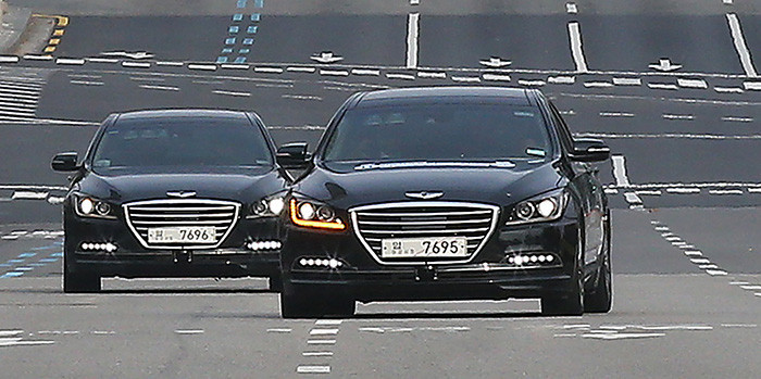 Self-driving cars will be a feature of the Pyeongchang Winter Olympics and Paralympics  ©Korean Government