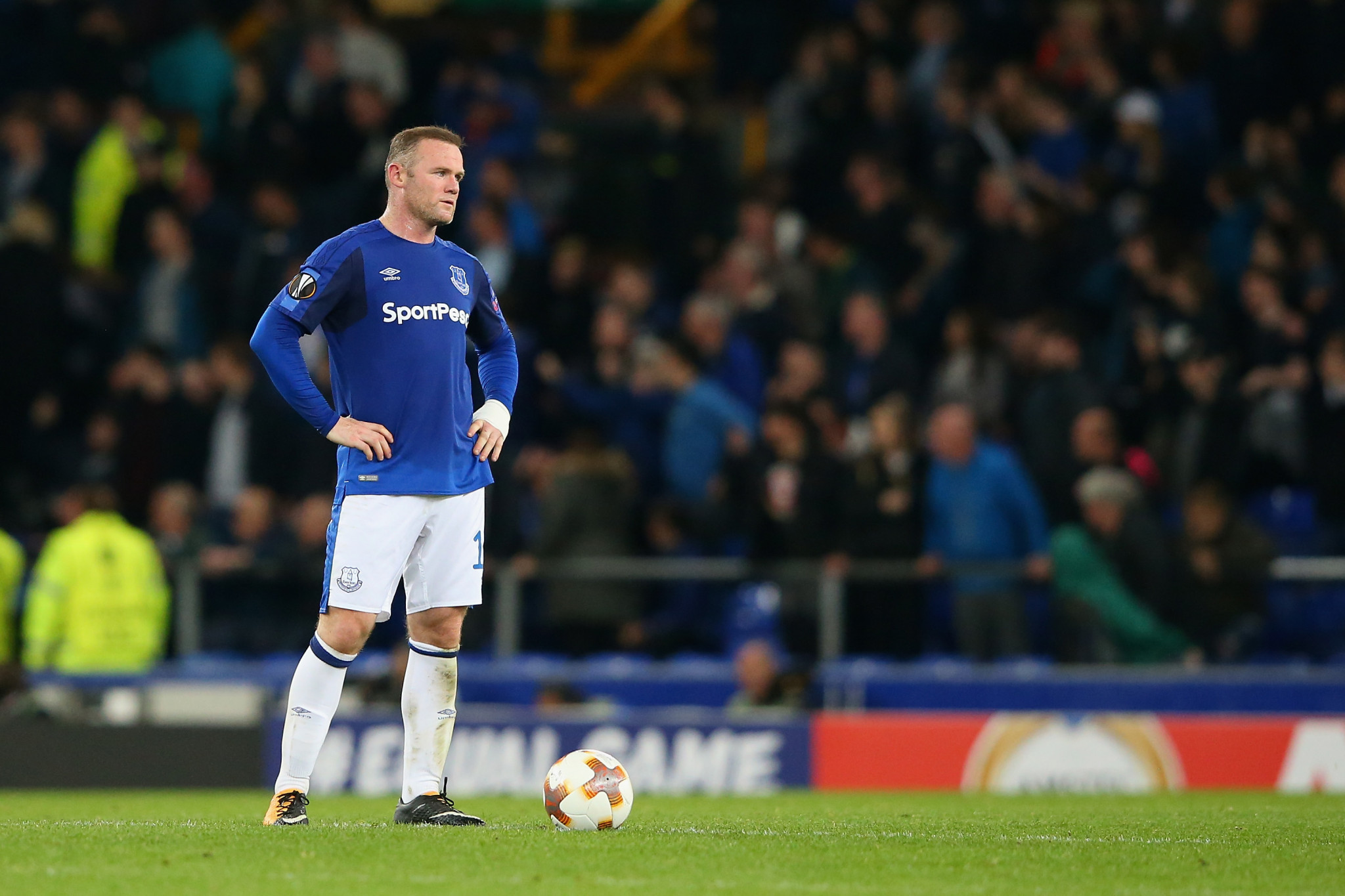 Wayne Rooney's lifestyle has been questioned throughout his career ©Getty Images