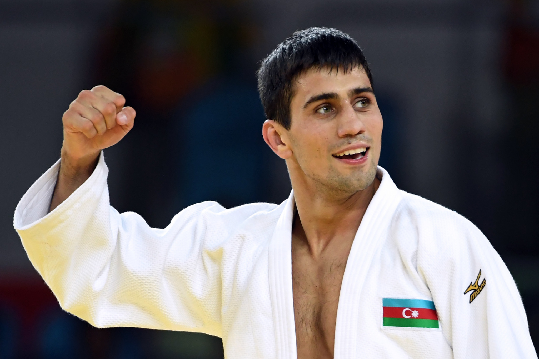 Azerbaijan's Rustam Orujov claimed victory in the men's 73kg competition ©Getty Images