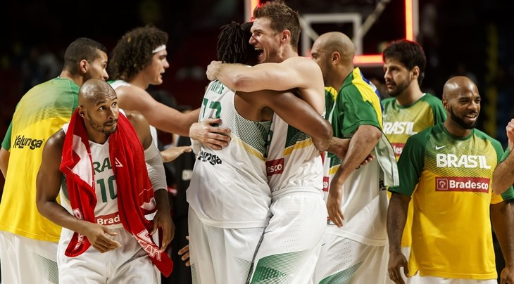 Brazil to compete at Rio 2016 tournaments after awarded automatic qualification by FIBA