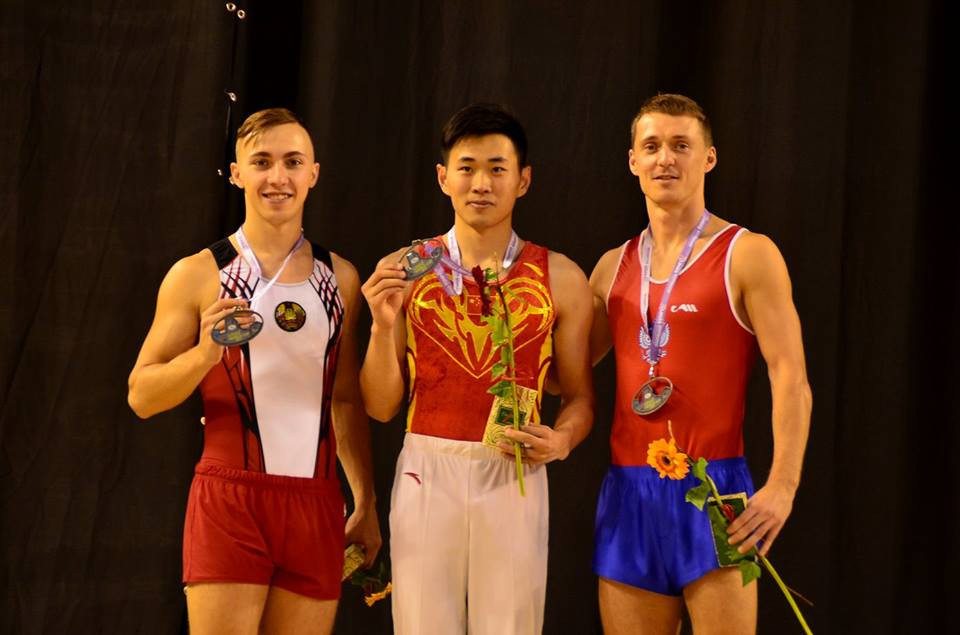 Rio 2016 bronze medallist claims FIG Trampolining World Cup title