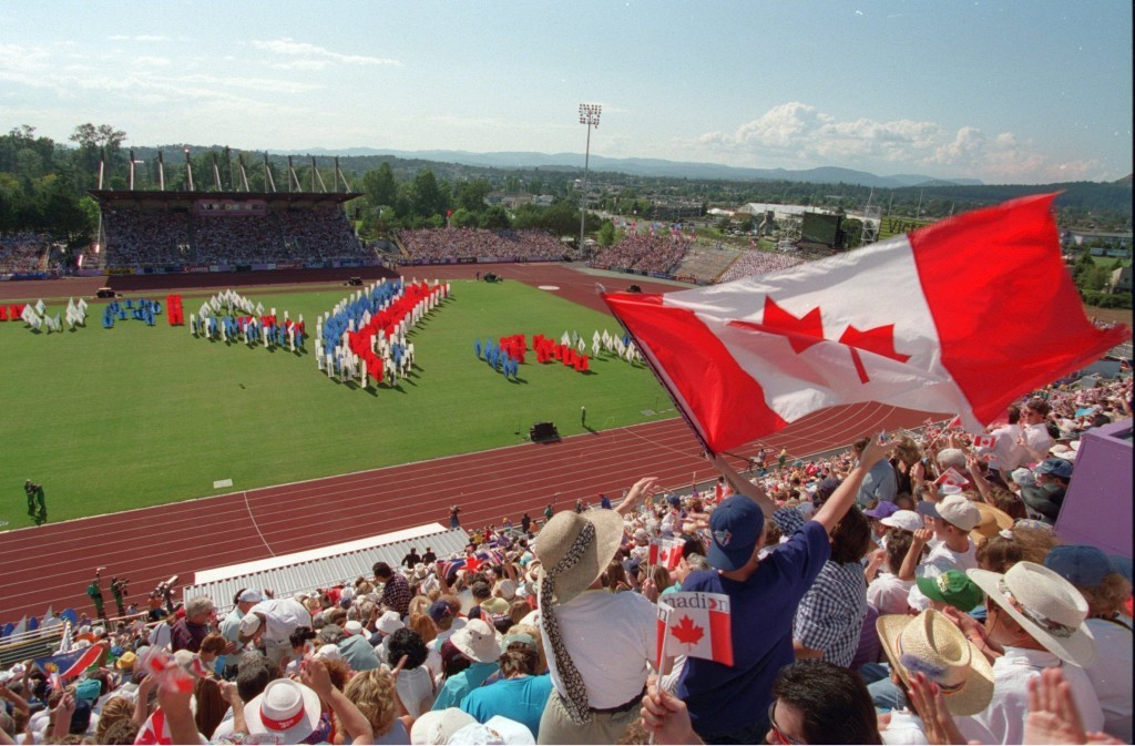 Canada has not hosted the Commonwealth Games since Victoria staged them in 1994 ©Getty Images