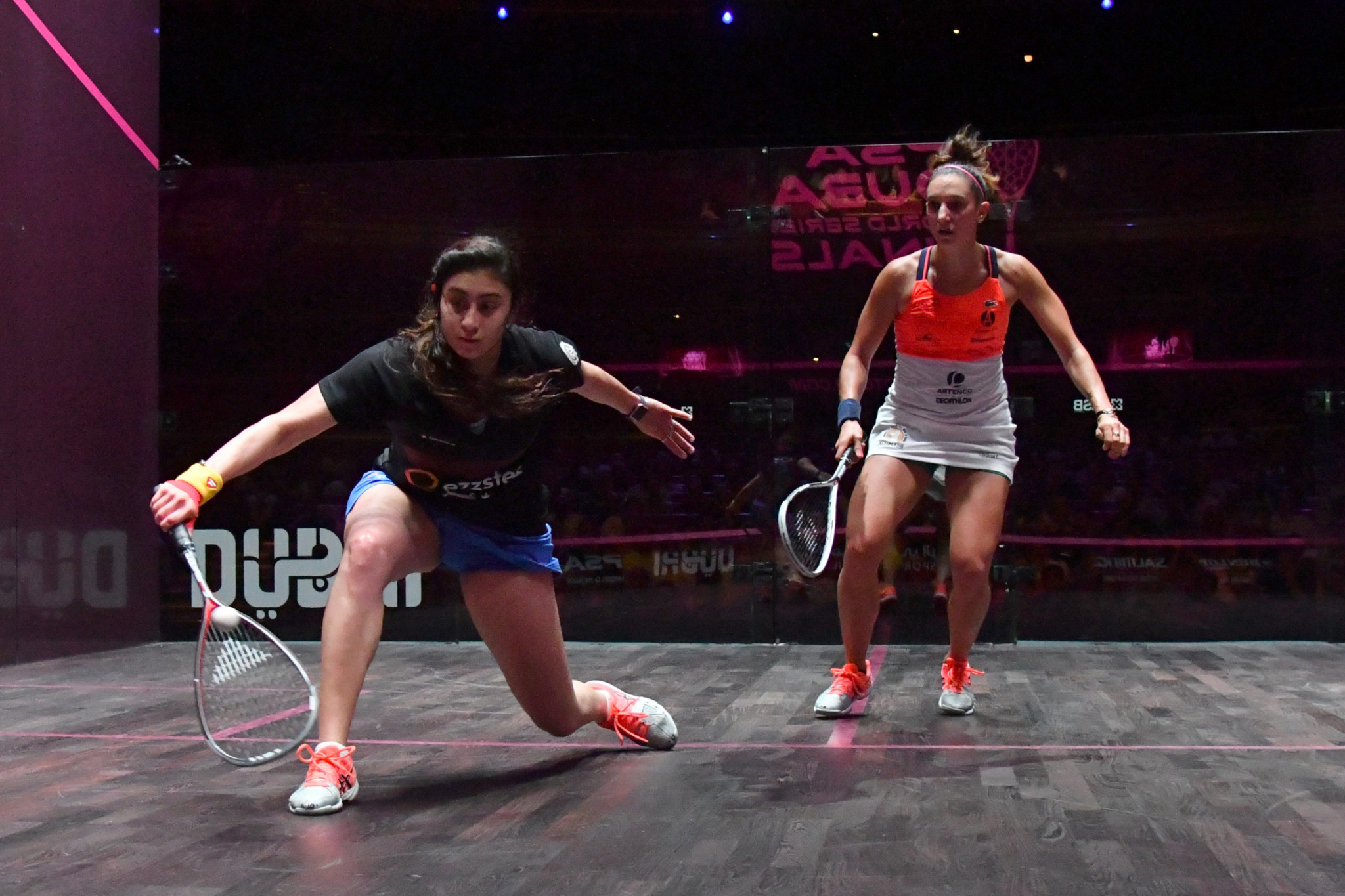 El Sherbini retains top spot in PSA women's world rankings