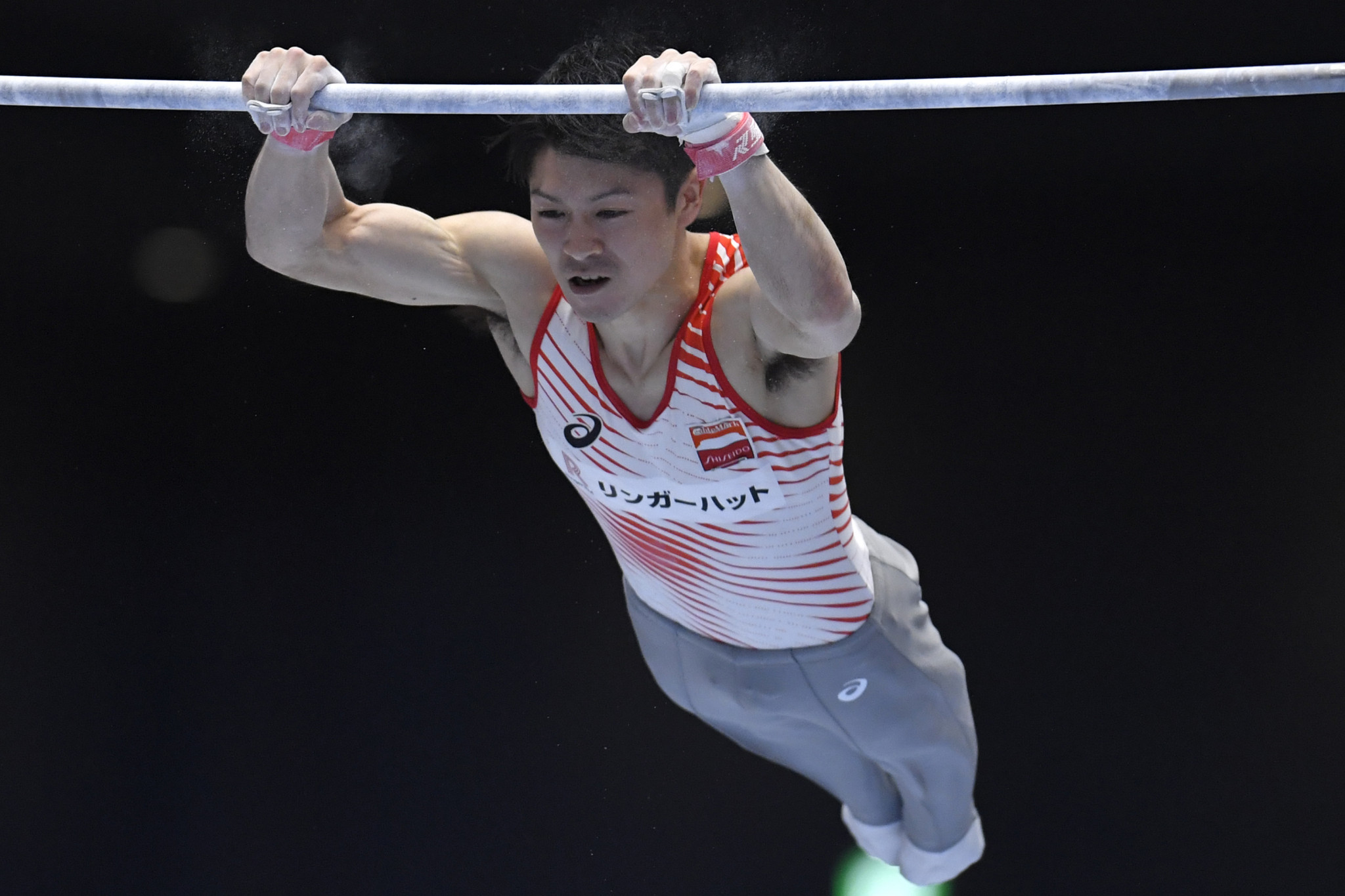 """King Kōhei"" aiming for seventh straight all-around crown at Artistic Gymnastics World Championships in Montreal"