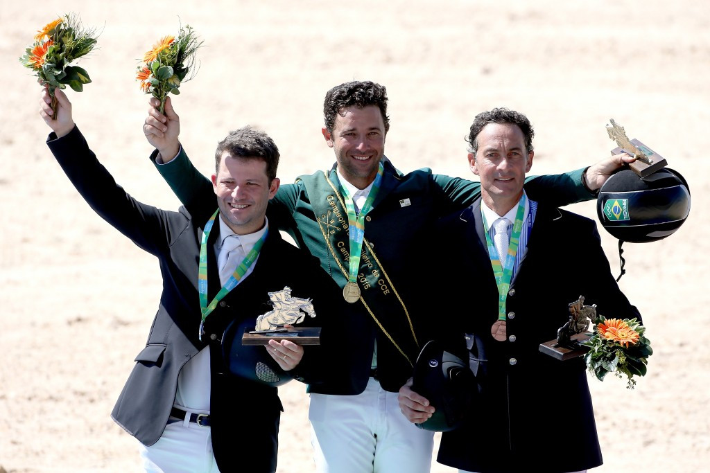 Praise for Rio 2016 equestrian venue but fears over travel times