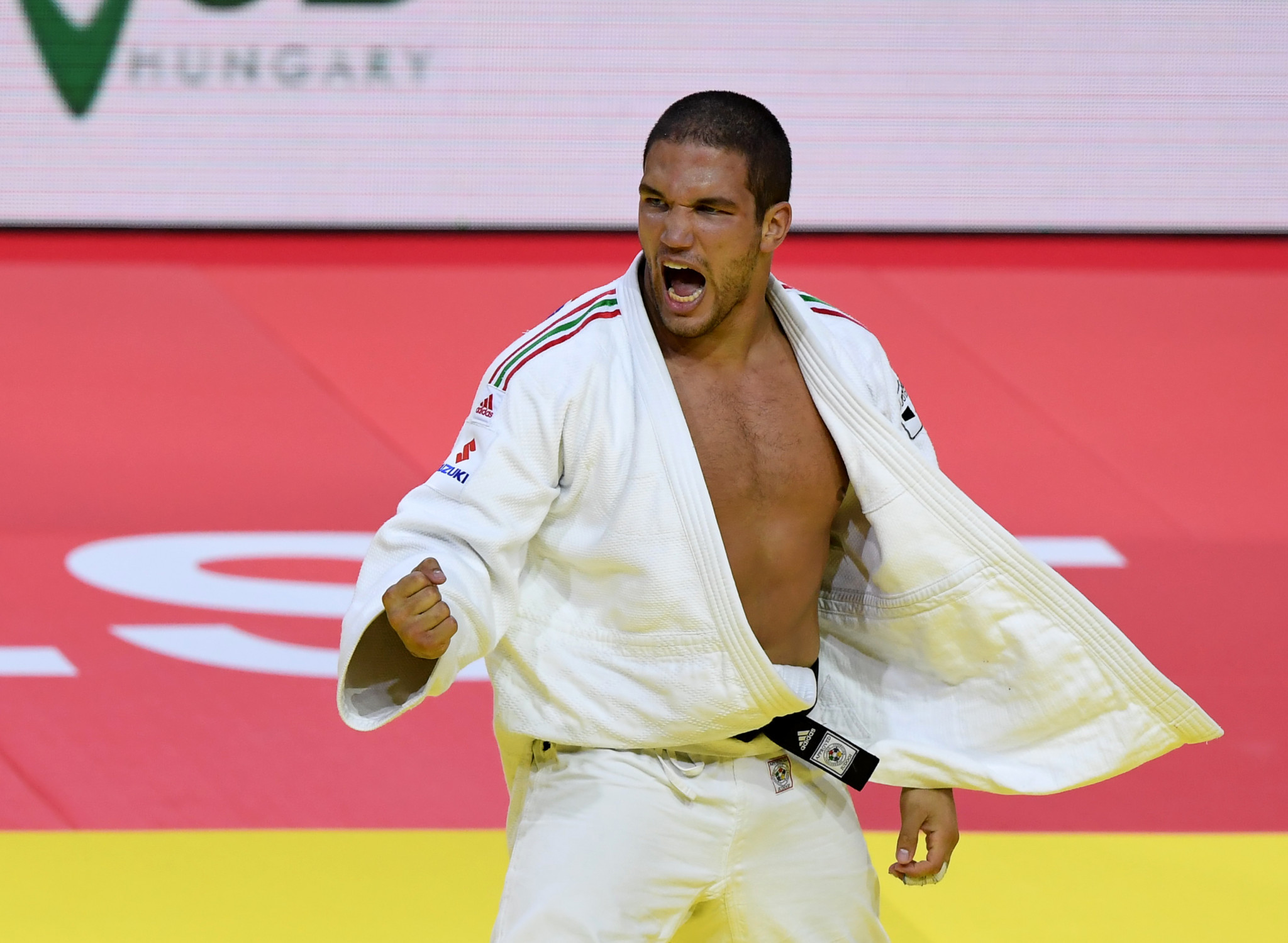 Krisztian Toth won one of Hungary's two gold medals on the final day of competition ©Getty Images