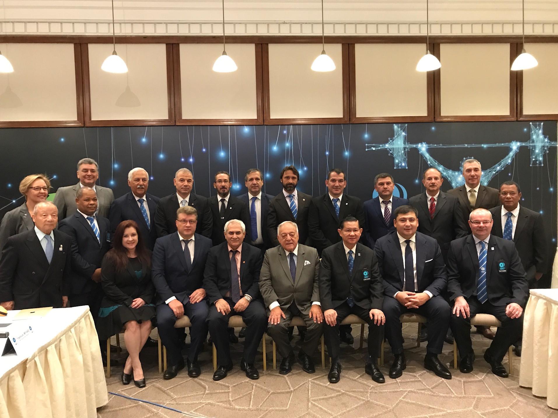The IWF Executive Board has met in Romanian capital Bucharest ©IWF