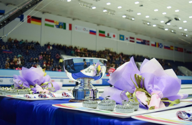 Record 38 teams set to contest World Mixed Curling Championship