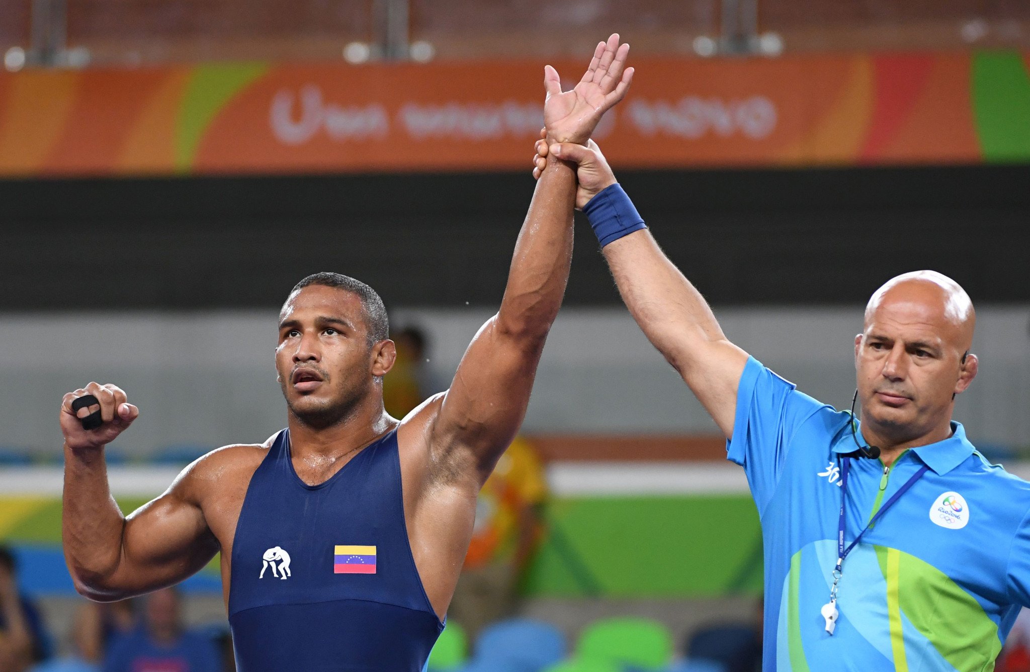 Venezuela suspended by United World Wrestling