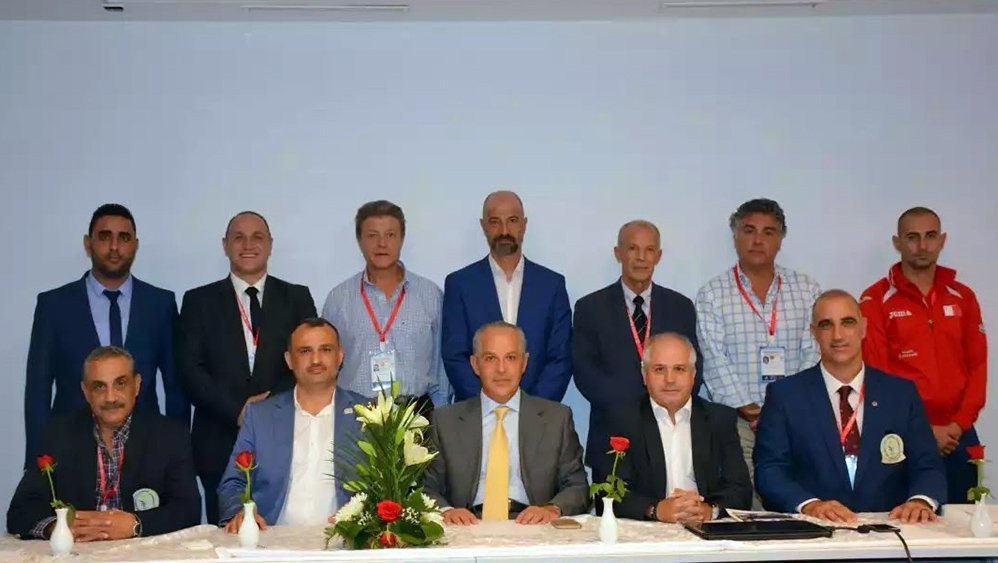 Bechir Cherif has been elected President of the Mediterranean Karate Federations Union ©WKF