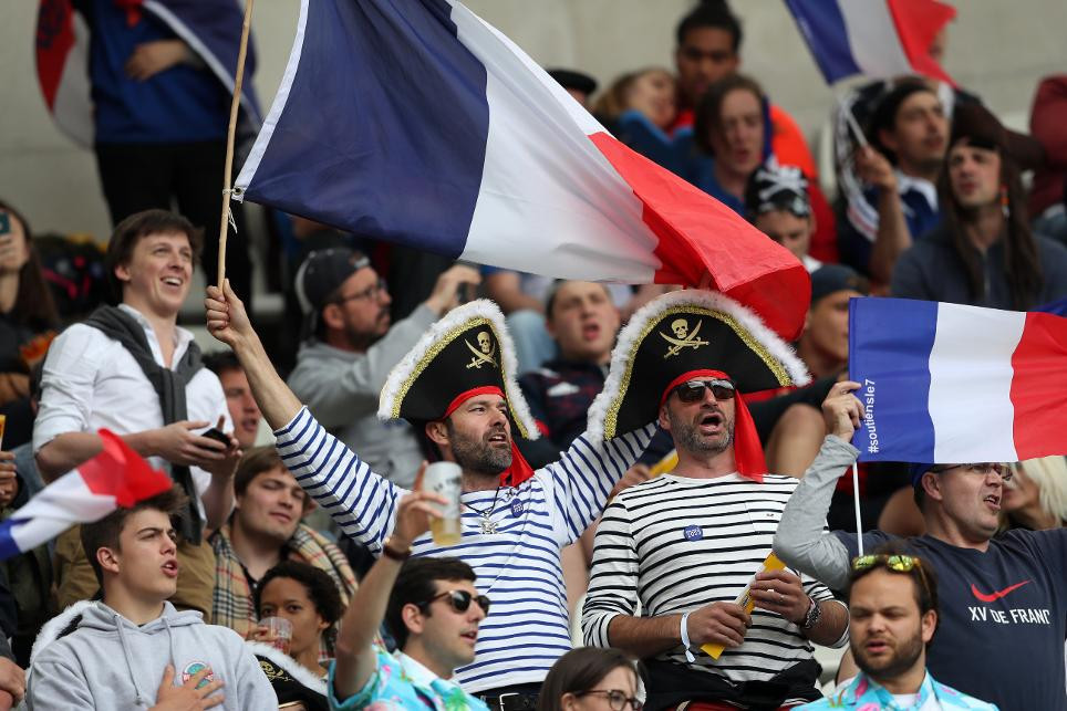Paris to host final event of 2018 World Rugby Sevens Series