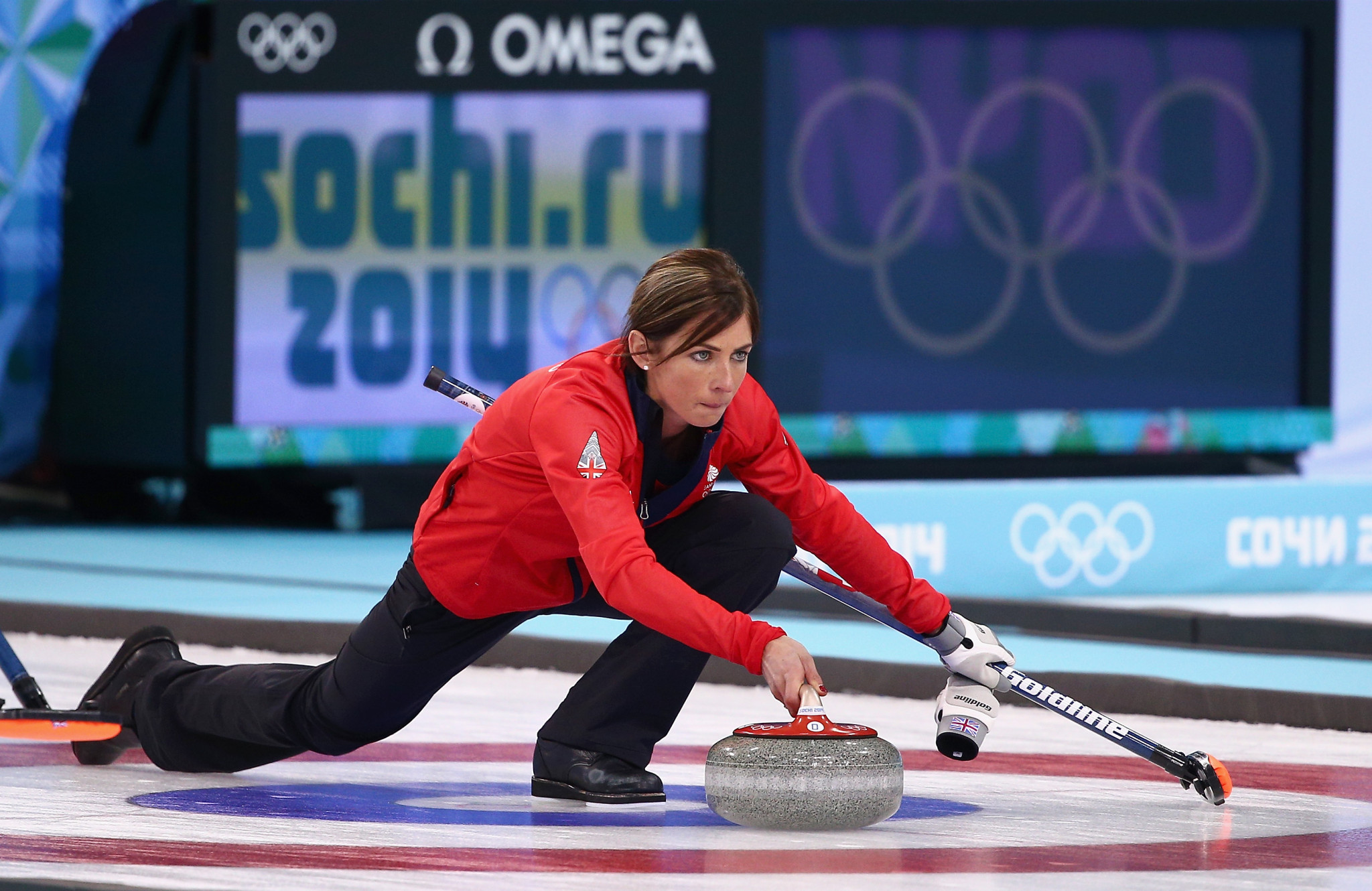 Eve Muirhead says more should be done to encourage participation in curling in Britain ©Getty Images